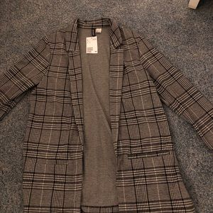 H and M blazer, NEVER WORN